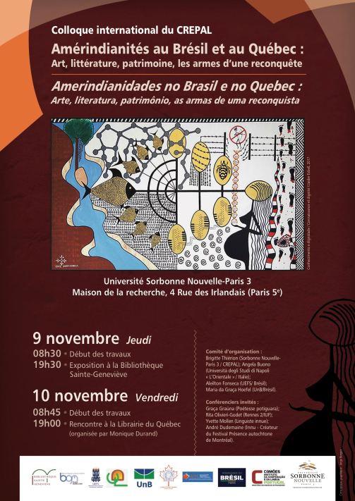 Affiche - Amerindianites