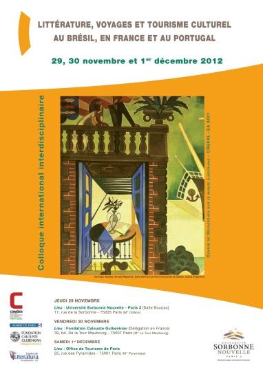 affiche-litt-voyage 2012_ TOURISME PARIS