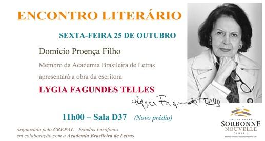 CARTAZ Lygia Convite